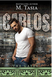 Cover of Carlos by M. Tasia