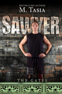 Cover of Sawyer - by M. Tasia